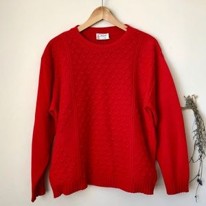 Vintage D'Allaird's Scoop Neck Sweater